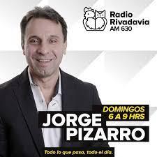 Jorge Pizarro: un ícono del periodismo que lidera las madrugadas de la radio.